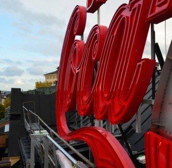Coca-Cola Renovering