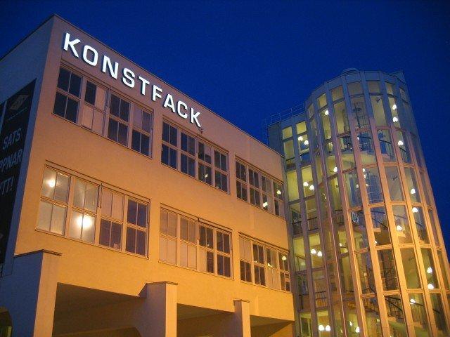 KONSTFACK STOCKHOLM SIGN AWARD 2008