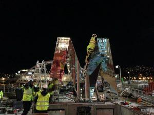 Mall of Scandinavia installation konstverk