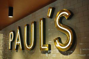Paul's Restaurant Stockholm LPFLEX