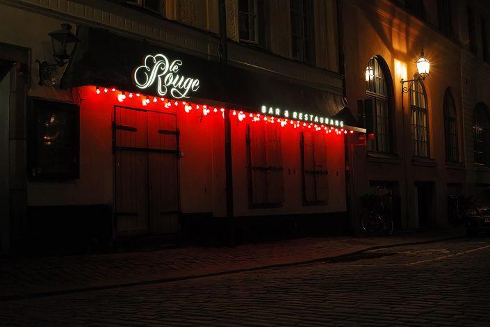 Le Rouge Stockholms Skyltpris 2016